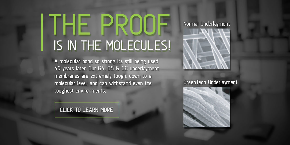 Proof is in the Molecules